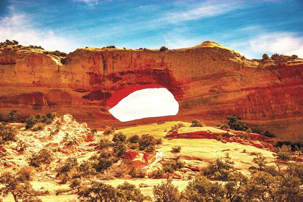 img_1407 Wilson Arch near Moab Utah