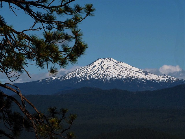 Central Oregon and Mt. Bachelor