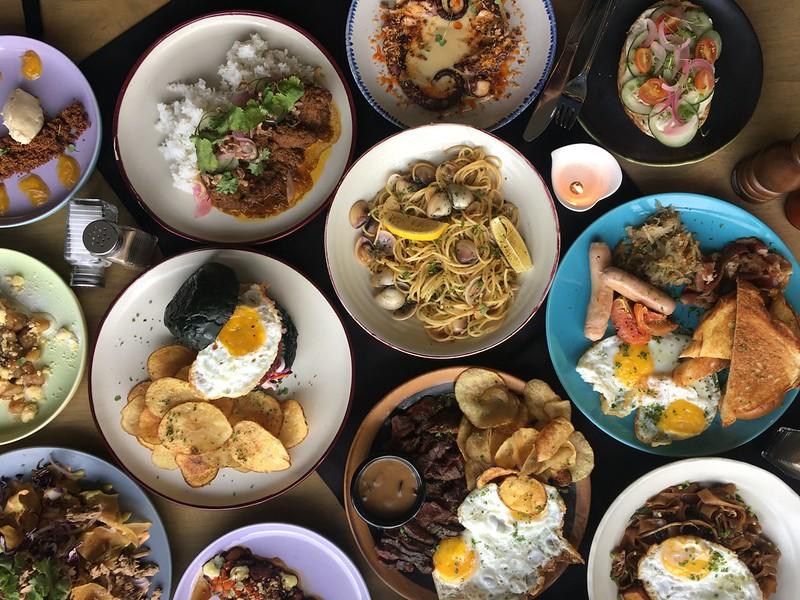 BOA Kitchen + Socials, Tomas Morato