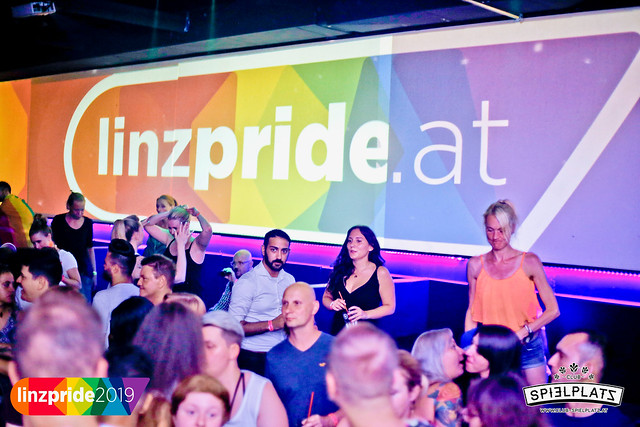 29.6.2019: linzpride - PRIDE Night