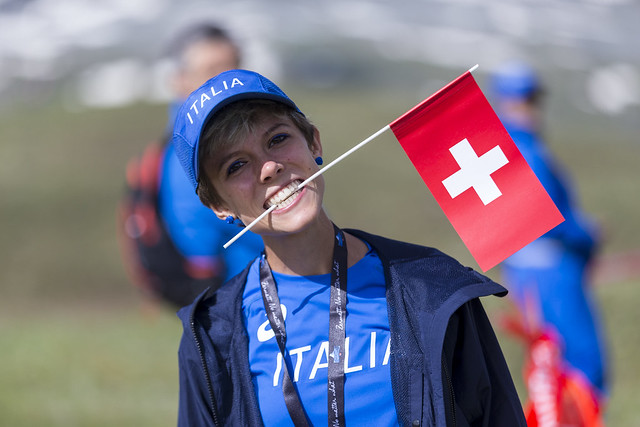Zermatt - European Mountain Running Championships 2019 - Pre Race