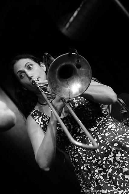 Reut Regev: trombone
