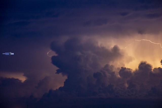 061419 - Evening Supercell & Lightning 054