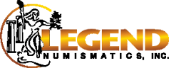 Legend Numismatics logo
