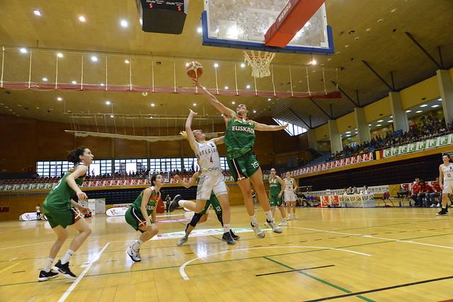 06/07/2019 Torneo Ciudad de Barakaldo-Semis: Euskadi-Bélgica (Fotos: Dani Álvarez)