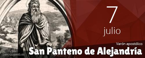 San Panteno de Alejandría