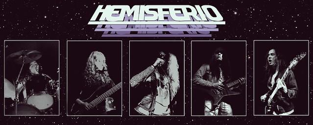 智利重金屬樂團 Hemisferio 發佈新專輯 Anacronía