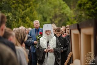 06.07.2019 | Отпевание Алесандра Бойцова