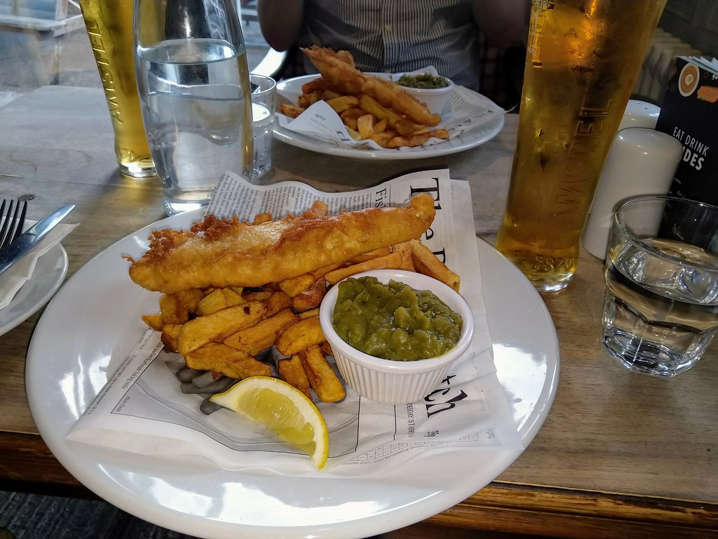 Chippy Tuesday, The Wheatley Arms, Ilkley