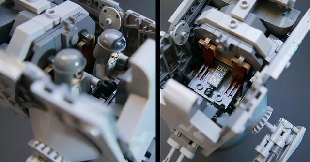 AT-ST LEGO MOC v3.0