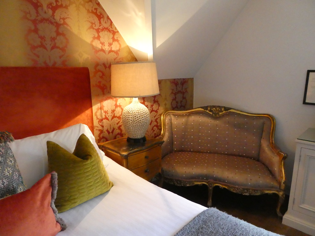 Guest room, The Wheatley Arms, Ilkley