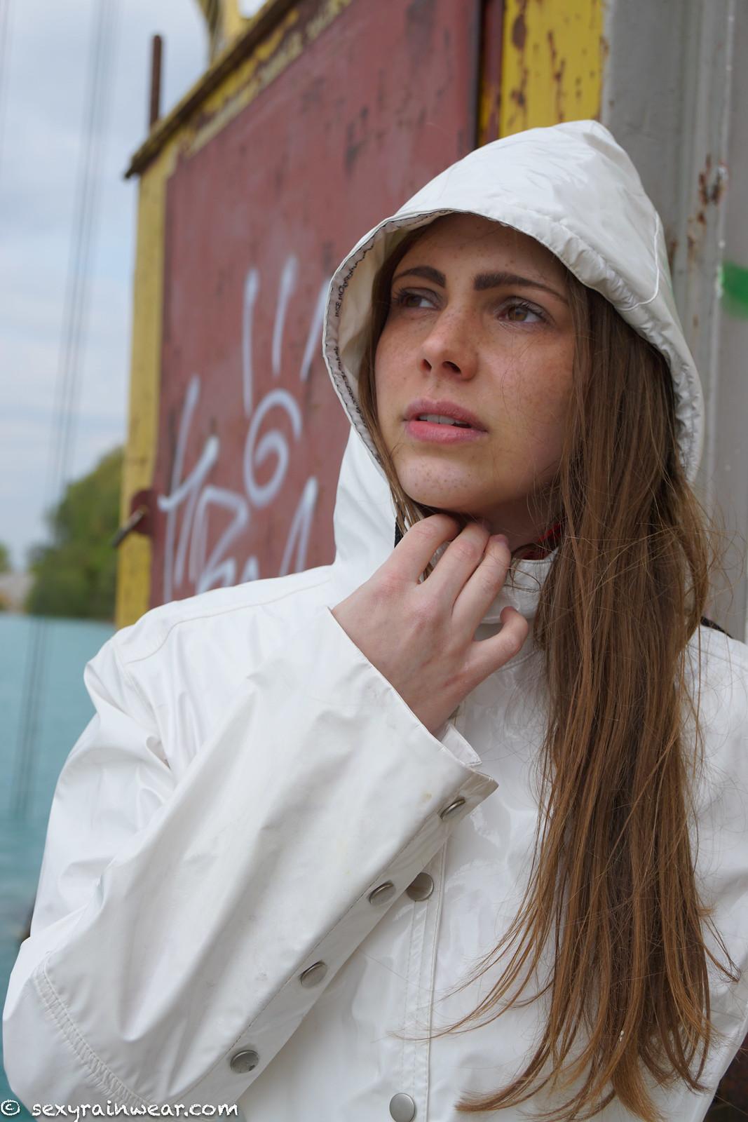 Martina dans Ilse Jacobsen, vinyle blanche