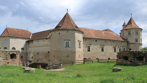 Cetatea Fagaras: Turnul negru