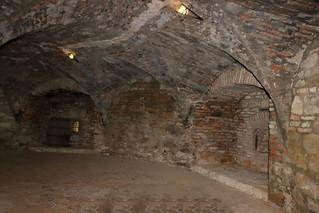 Cetatea Fagaras: Camera de tortură