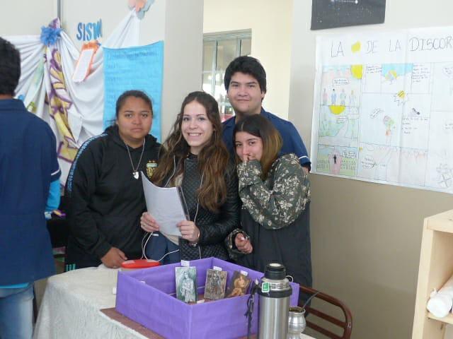 Gran participación de la comunidad en la primera Feria Cultural Medianito Invernal (7)