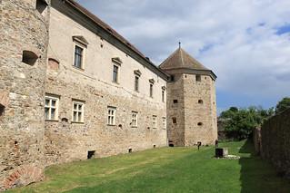 Cetatea Fagaras: Turnul Thomory