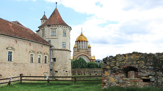 Cetatea Fagaras: Turnul rosu