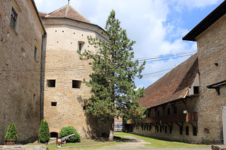 Cetatea Fagaras: Turnul Temnitei