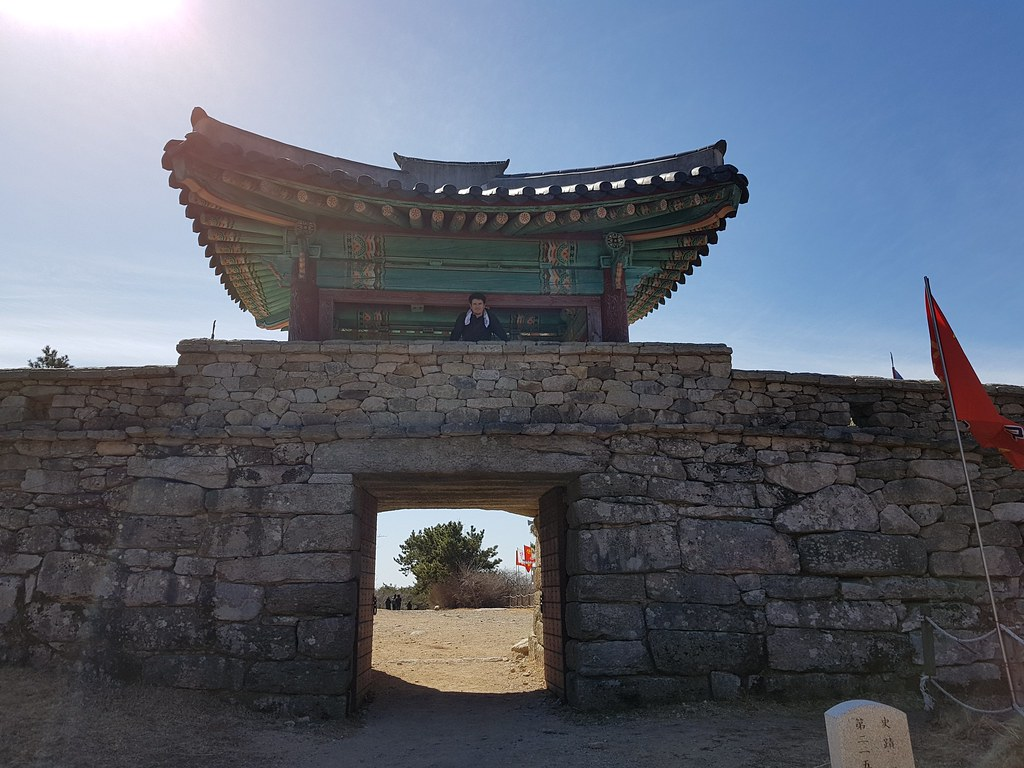 Geungjeong Mountain Fortress 금정산성