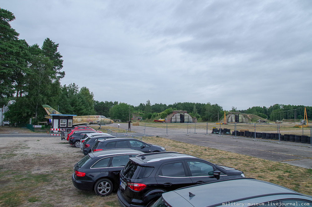 Авиамузей в Финофурте (ФРГ)-1