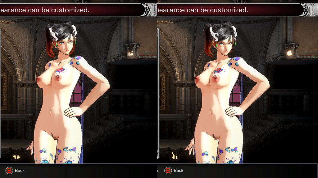 Bloodstained Ritual of the Night - Full Nude Mod | www onean