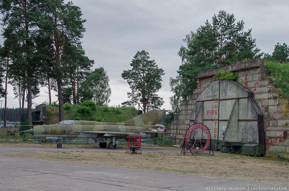 Авиамузей в Финофурте (ФРГ)-136