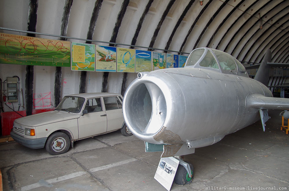 Авиамузей в Финофурте (ФРГ)-39