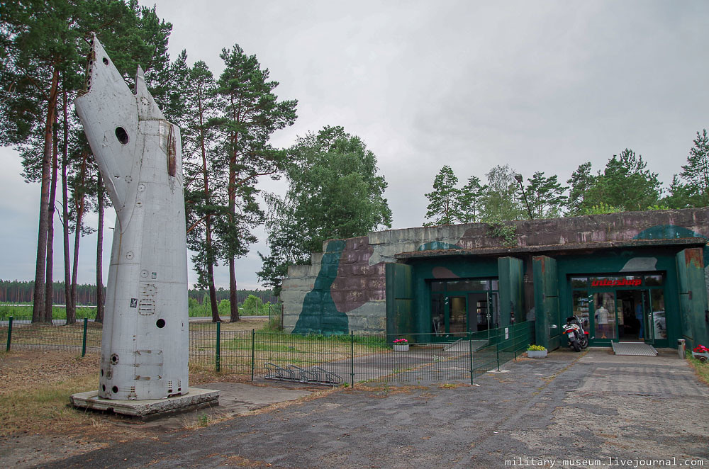 Авиамузей в Финофурте (ФРГ)-13
