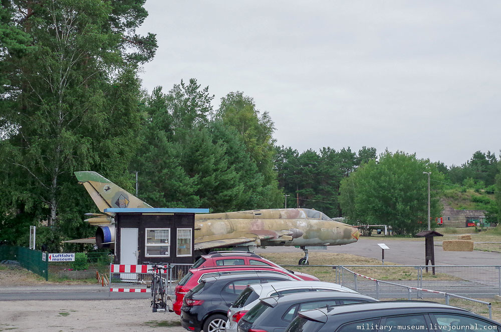 Авиамузей в Финофурте (ФРГ)-2