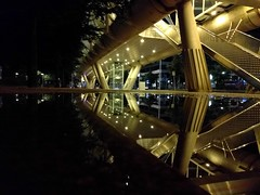 Beatrixkwartier #nightshot #puddleography