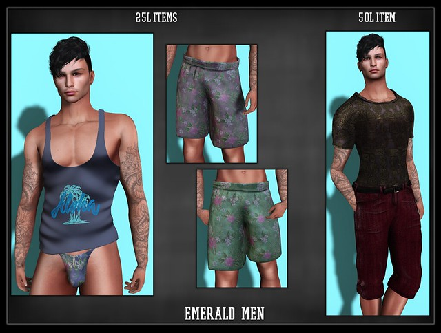 Emerald Men2