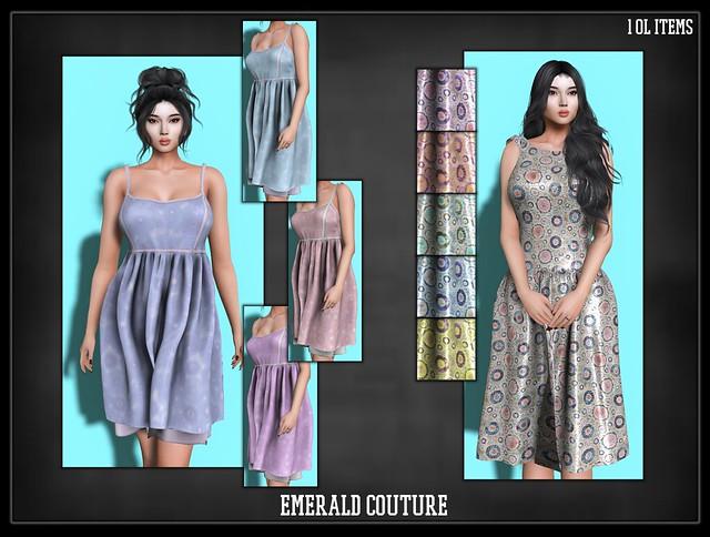 Emerald Couture1