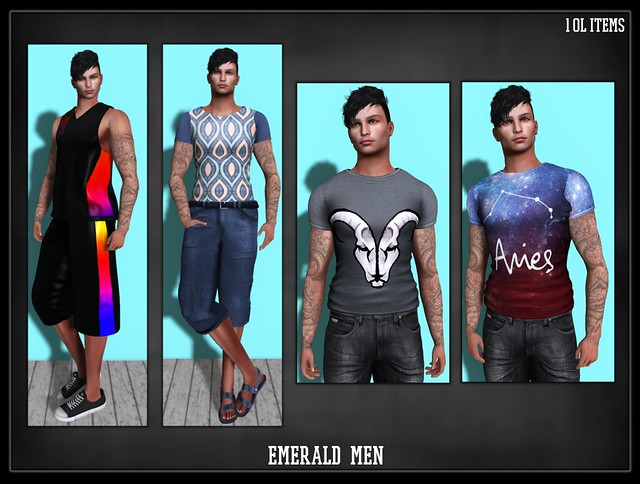 Emerald Men1