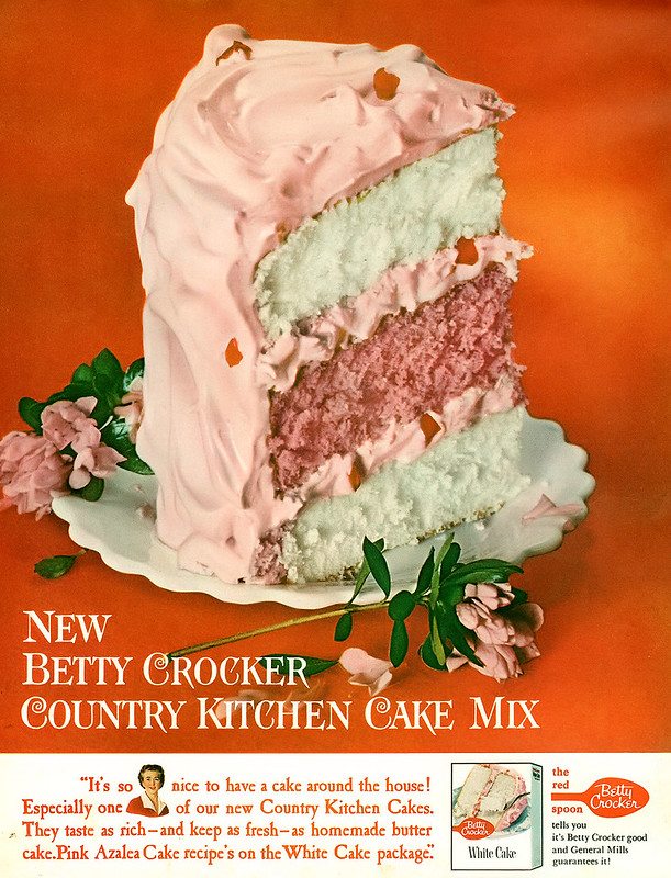 Betty Crocker 1960