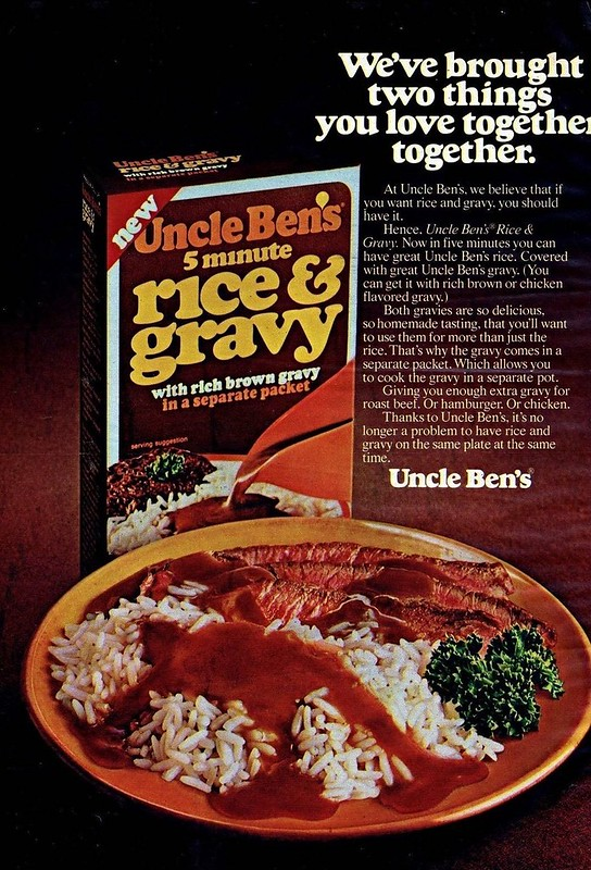 Uncle Ben's 1973