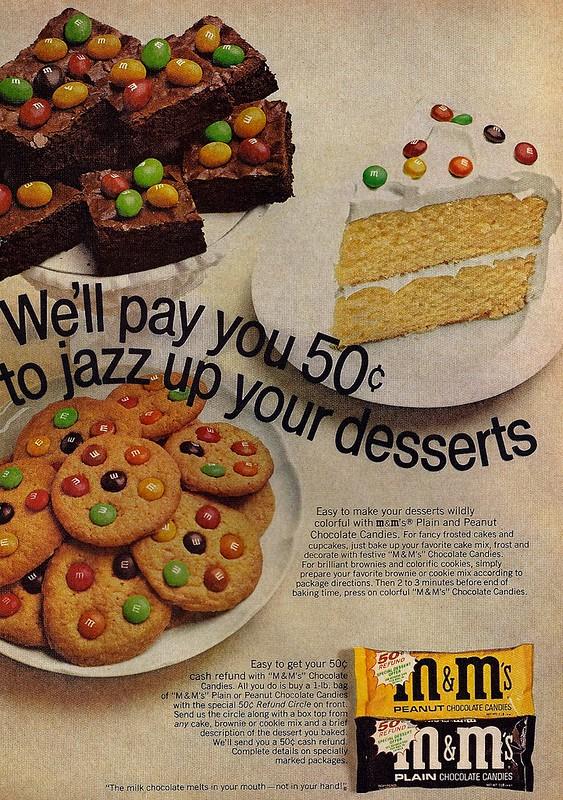 M&M's 1967