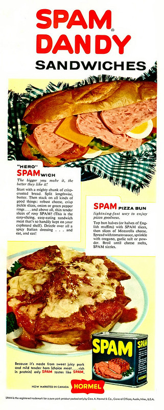 Spam 1954