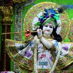 ISKCON Juhu Mangal Deity Darshan on 7th July 2019