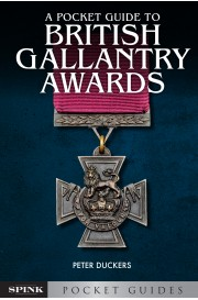 ritish Gallantry Awards Pocket Guide book cover