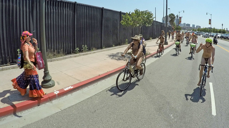 LA World Naked Bike Ride 2019 (144942)