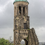 Bell tower near Bagrati Cathedral