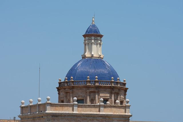 Cúpula de San Miguel de los Reyes 01