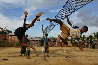 Rohingya refugees in Bangladesh