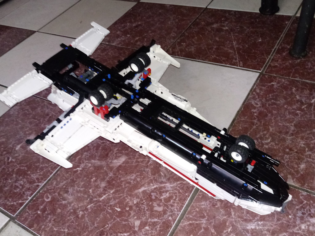 Lego Technic Space Shuttle