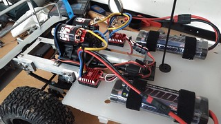 Wiring finished | by Bluedually4x4