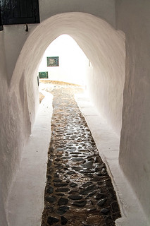Callejon de Benibeca vell  - Menorca -