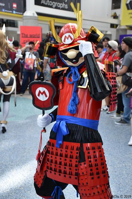 Shōgun Mario