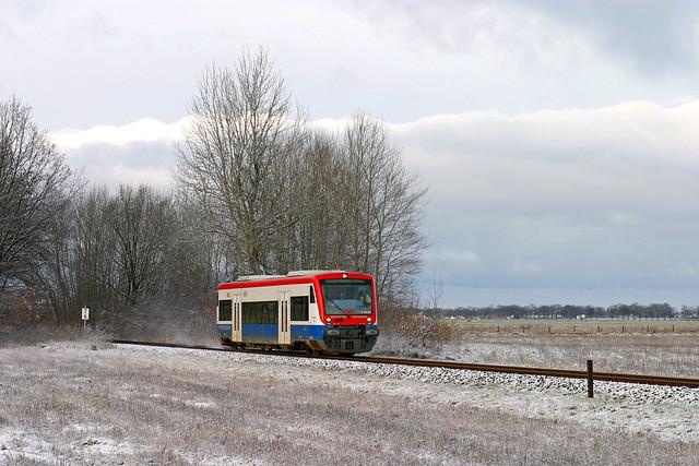 PEG VT 650 07 - RB Kyritz - Neustadt (Dosse) -  Heinrichsfelde