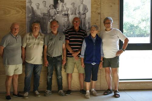 06/07/2019 - Plougasnou : Concours de boules plombées en triplette mêlée