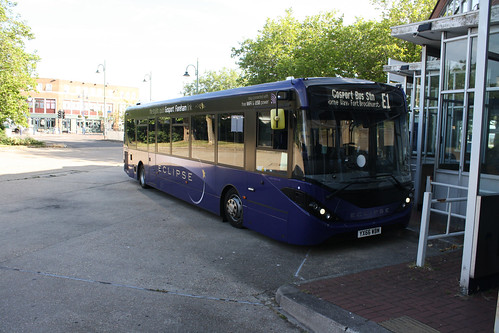 First Hampshire and Dorset 67174 YX66WBM